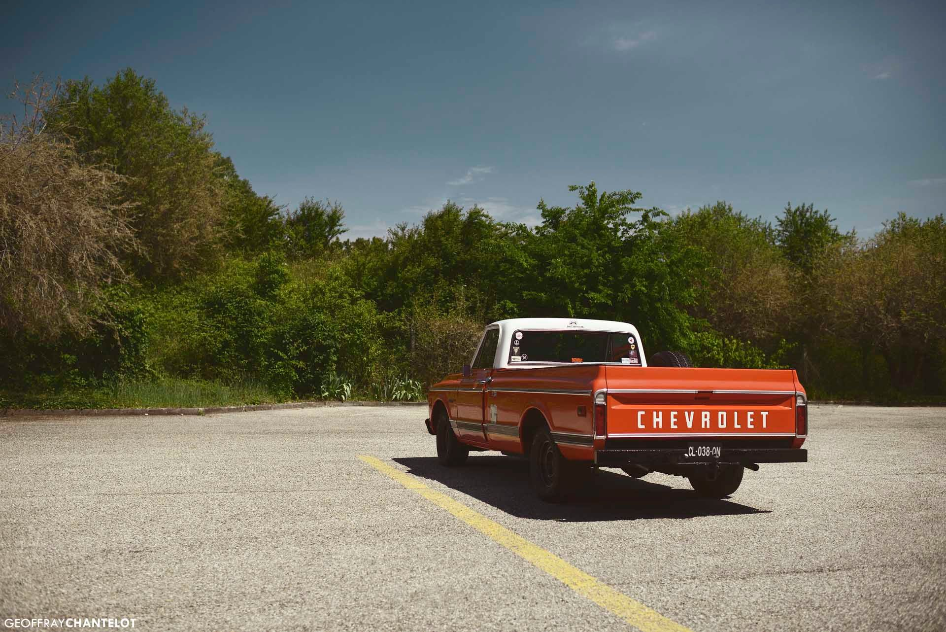 Chevrolet 8400