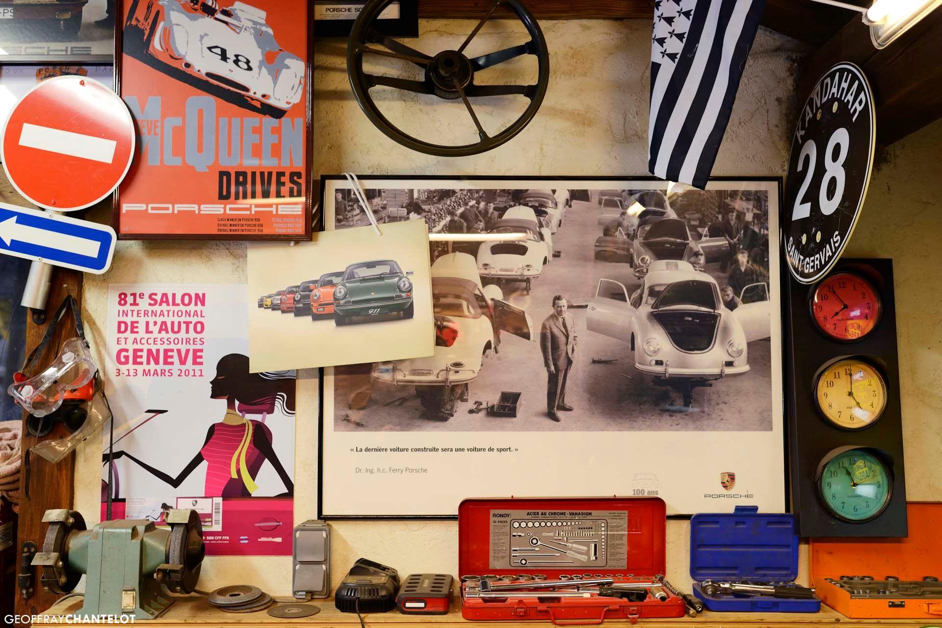 Porsche 912 Monte-Carlo