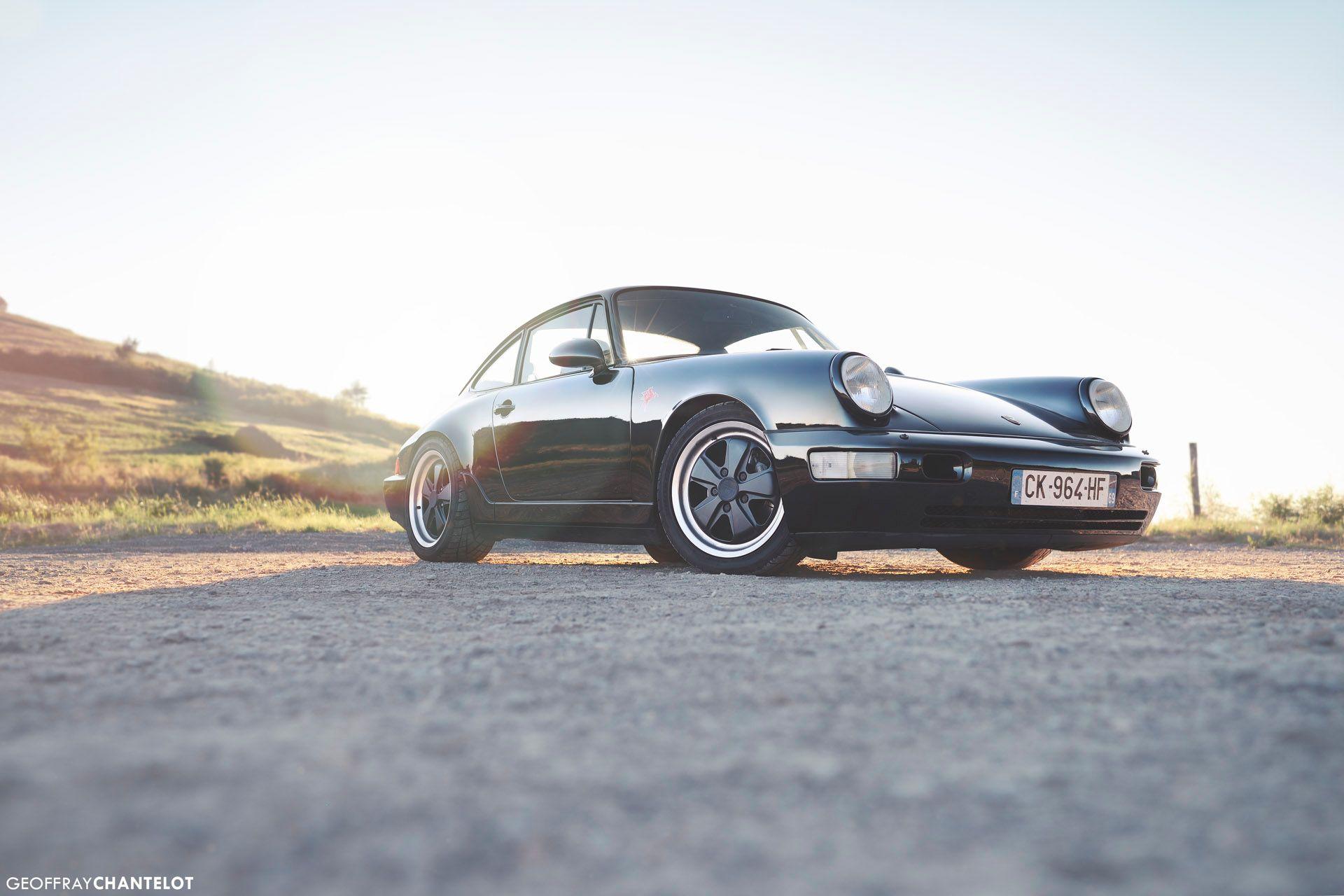 Porsche 964 Machine Revival