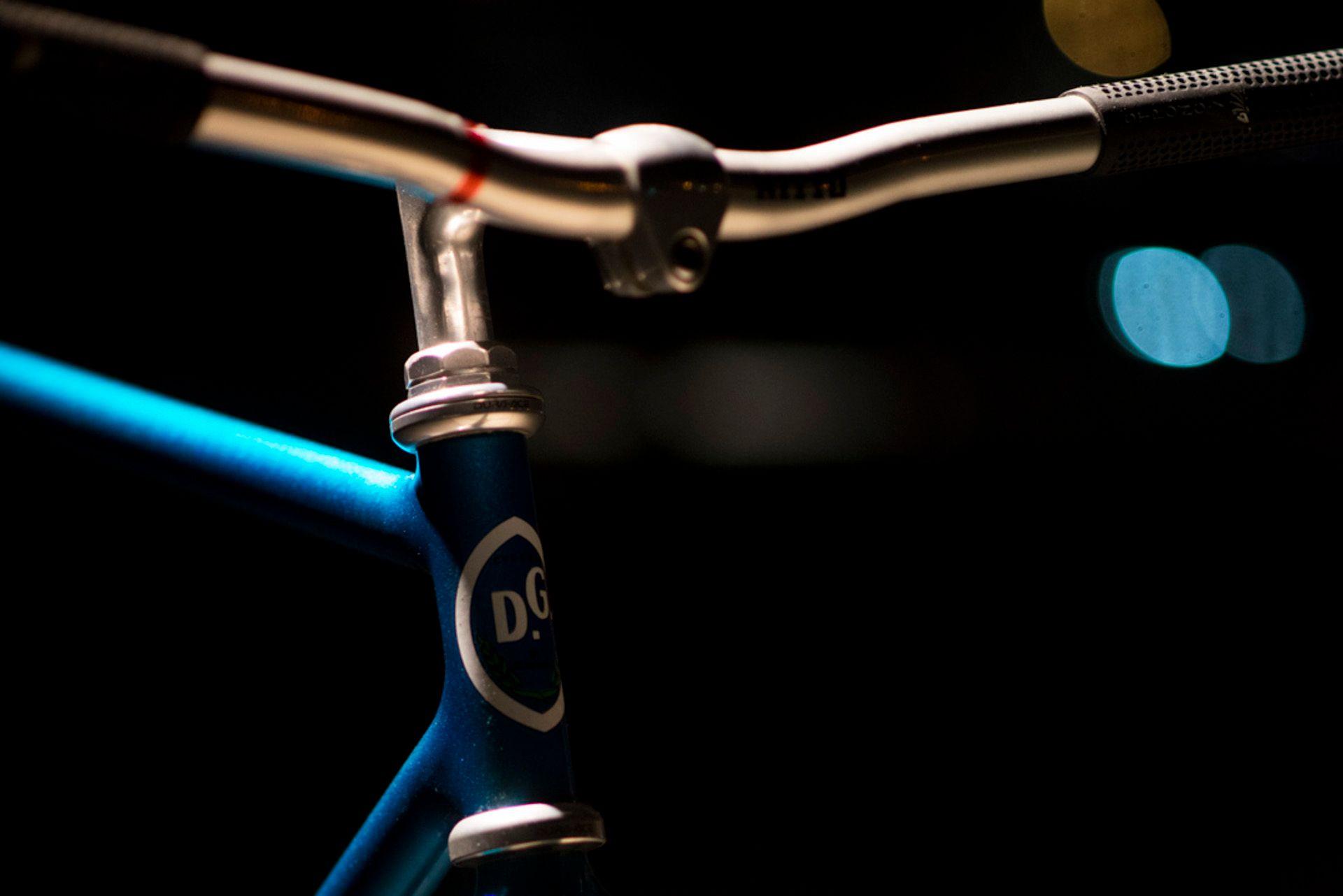 D.GUEDON track bike